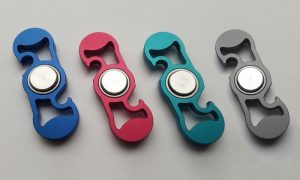 flick deck spinner ouvre bouteille