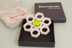 hand spinner yomaxer snowflake