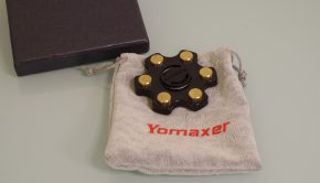 hand spinner yomaxer revolver barrel