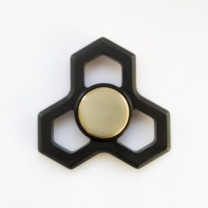 Ore Hexagon Black